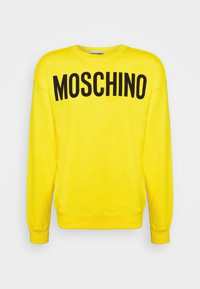 Sweatshirt -  fantasy yellow
