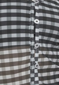 Weekday - NICOLE - Long sleeved top - blac/grey check - 5