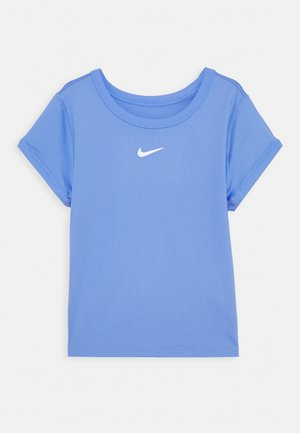 DRY UNISEX - Basic T-shirt - royal pulse/white