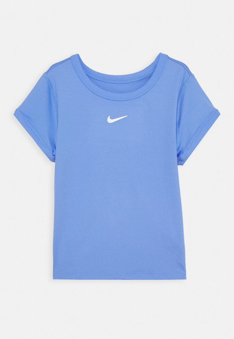 Nike Performance - DRY  - Jednoduché triko - royal pulse/white