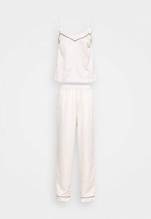 LONG PANTS  - Pyjama - white
