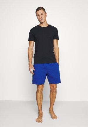 SLHNEWPIMA ONECK TEE 3 PACK  - Undershirt - black