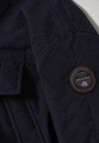 Napapijri - SKIDOO - Outdoor jacket - blu marine - 3