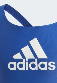 adidas Performance - BADGE OF SPORT SWIMSUIT - Maillot de bain - blue - 6