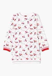 s.Oliver - Day dress - ecru aop - 2