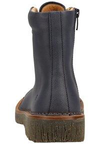 El Naturalista - Platform ankle boots - ocean - 3
