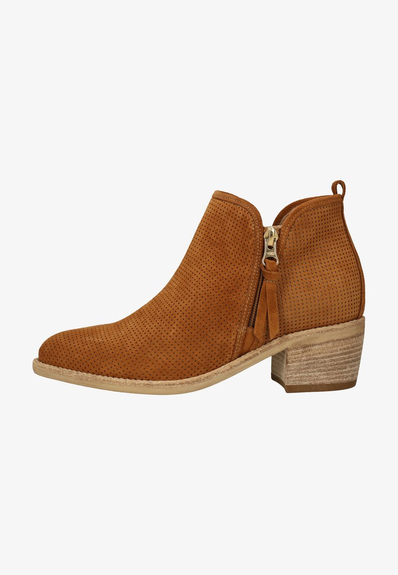 NeroGiardini - Korte laarzen - brown