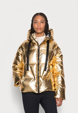 PADDED GOLDIE - Giacca invernale - gold-coloured
