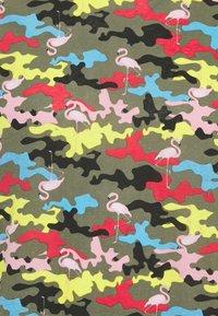Brave Soul - CAMINGO - T-shirt med print - khaki/multi colour - 5