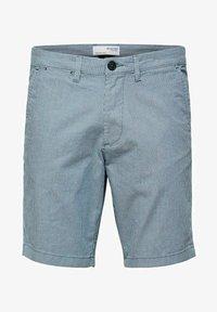 Selected Homme - SLHMILES FLEX MIX  - Shorts - orion blue - 0