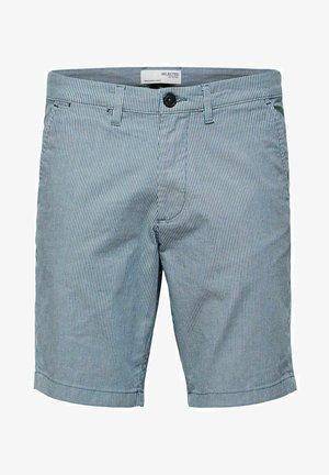 SLHMILES FLEX MIX  - Short - orion blue