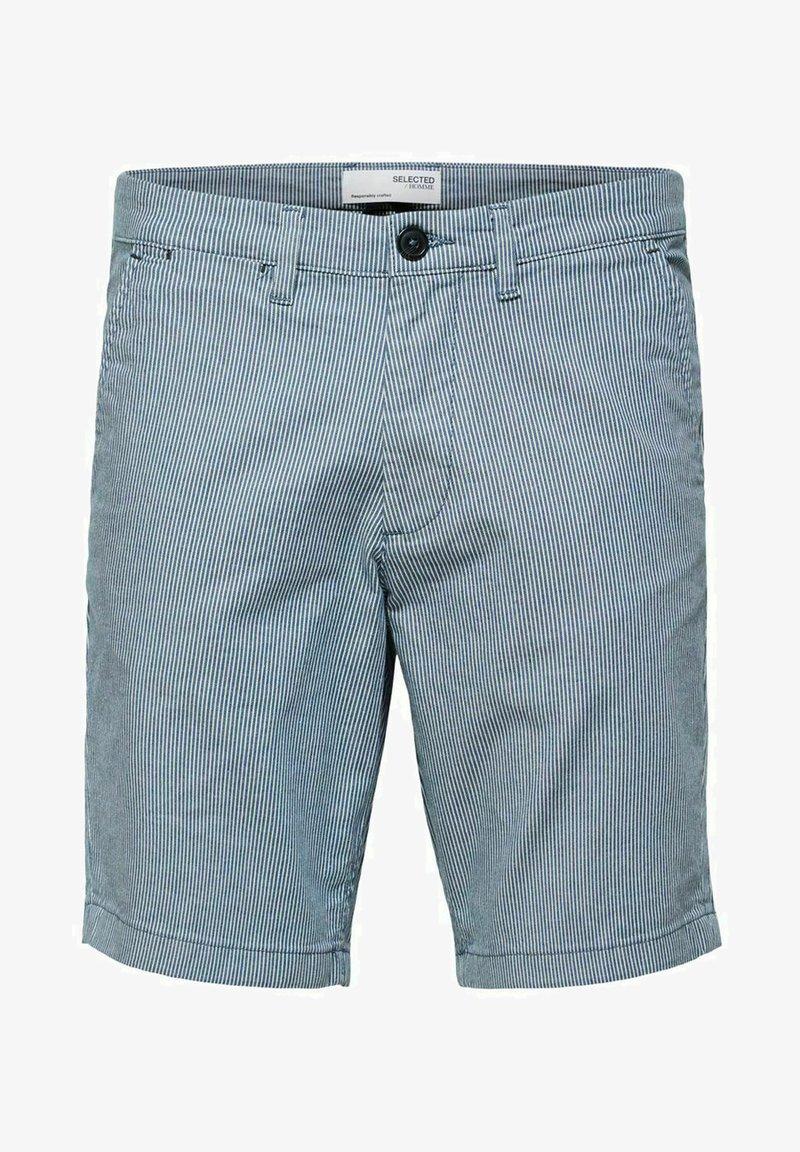 Selected Homme - SLHMILES FLEX MIX  - Shorts - orion blue