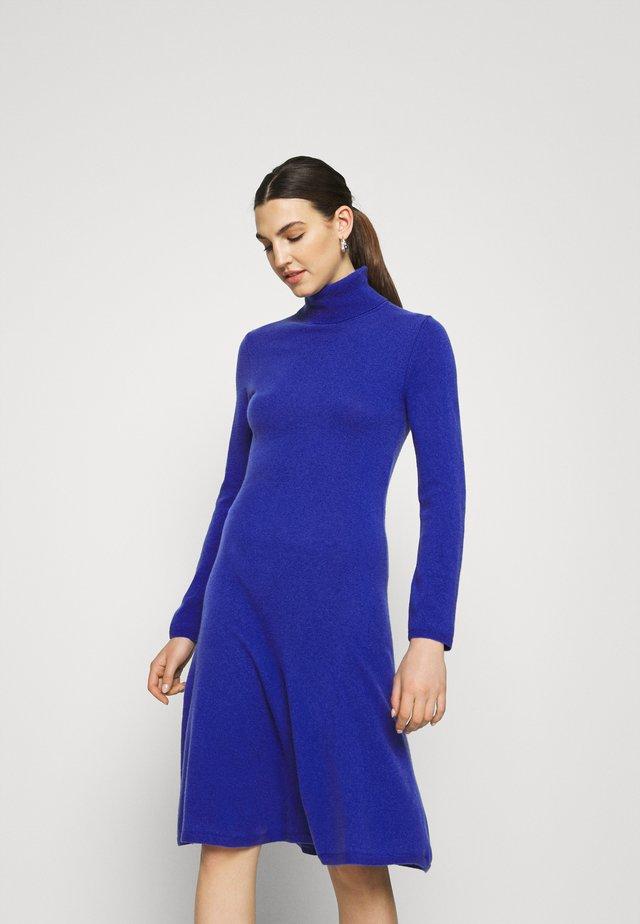 DRESS - Neulemekko - blue