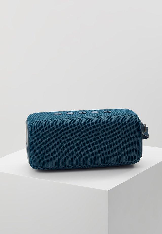 ROCKBOX BOLD M WATERPROOF BLUETOOTH SPEAKER - Luidspreker - indigo