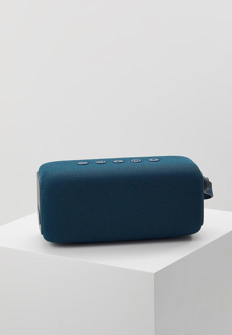 Fresh 'n Rebel - ROCKBOX BOLD M WATERPROOF BLUETOOTH SPEAKER - Speaker - indigo