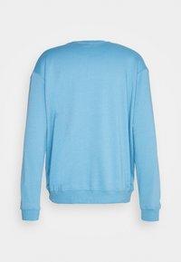 Mennace - ESSENTIAL UNISEX - Sweatshirt - blue - 1