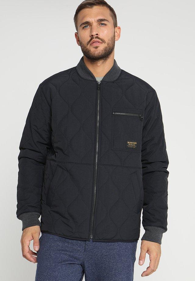 MALLET - Outdoor jacket - true black