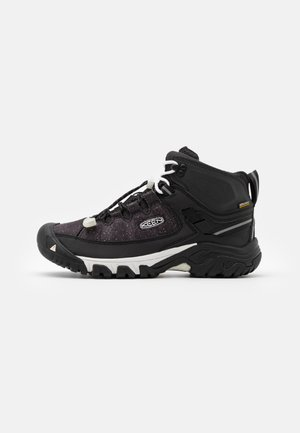TARGHEE EXP MID WP - Outdoorschoenen - black/white