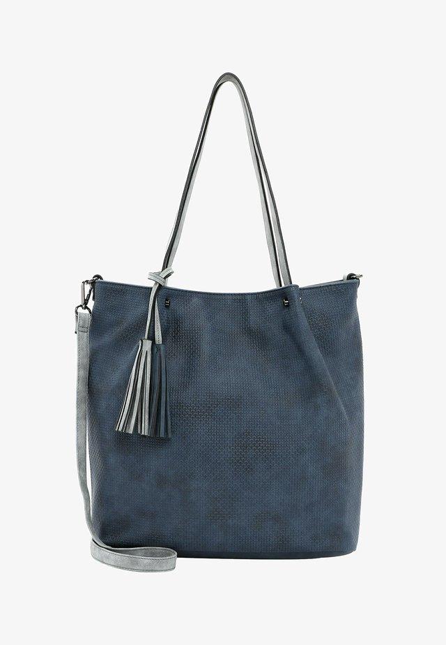 SURPRISE - Bolso shopping - blue grey