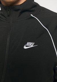 Nike Sportswear - SUIT SET - Sportovní bunda - black/white - 7
