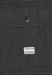 TOM TAILOR - Shorts - tarmac grey - 2