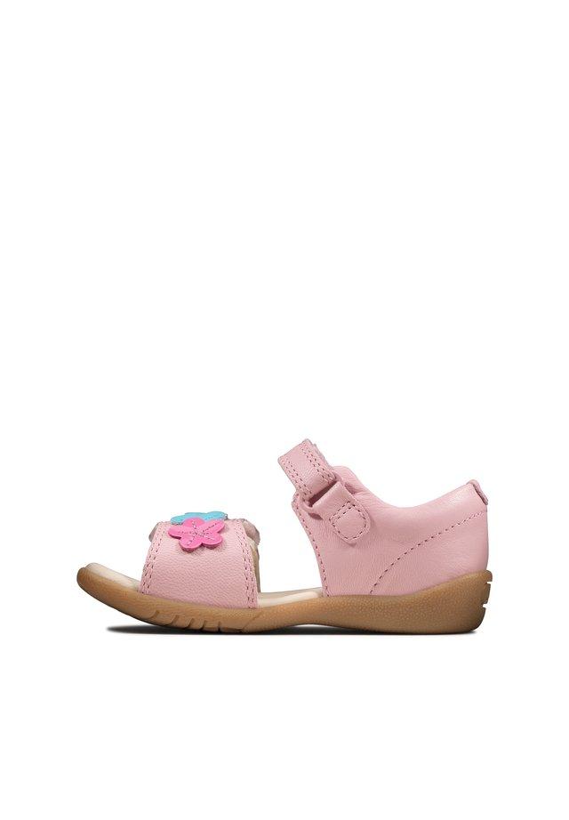 ZORA FINCH - Sandals - rosa