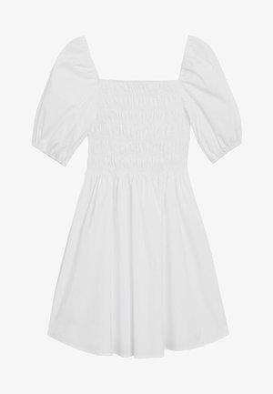 BEATRIZ - Robe d'été - blanc cassé