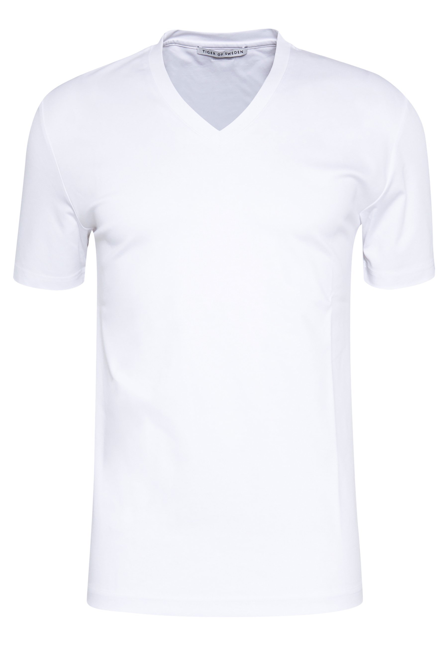 Tiger of Sweden DIYON - T-shirt basique - pure white