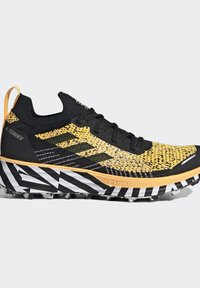 adidas Performance - TERREX TWO TRAIL RUNNING - Løbesko trail - gold - 15