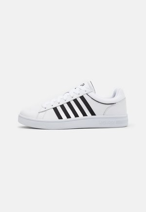 COURT WINSTON - Sneakers laag - white/black