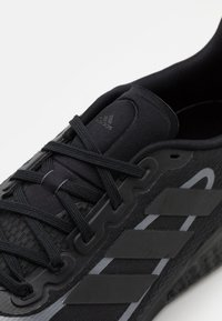 adidas Performance - SUPERNOVA  - Neutral running shoes - core black/iron metallic - 5