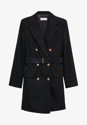 SIDNEY - Trenchcoat - schwarz