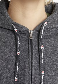 Champion - Hættetrøjer - grey dark melange - 3
