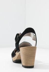 Softclox - VONDA - Clogs - schwarz - 5