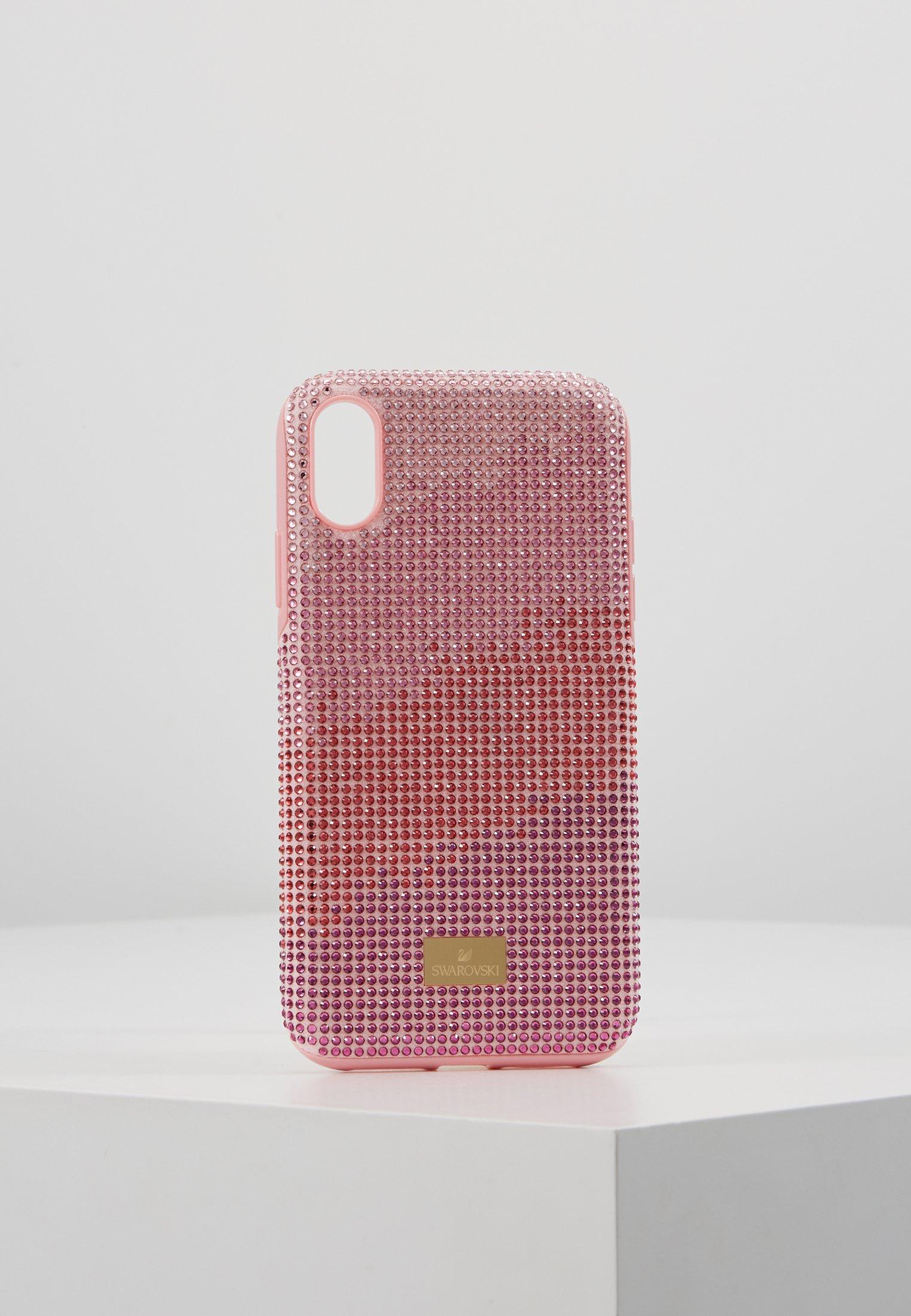 Coach X PHONE CASE Mobilveske multicolordark pink