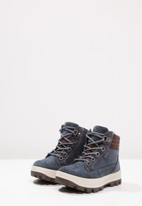 Superfit - TEDD - Lace-up ankle boots - niagara - 2
