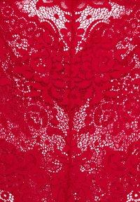 Hunkemöller - CARDI - Body - red - 6