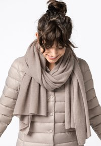 HALLHUBER - Scarf - taupe - 0