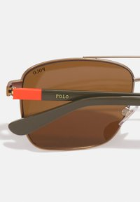 Polo Ralph Lauren - Sunglasses - semi-shiny brass-coloured - 3