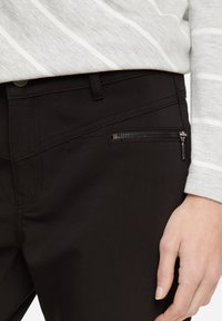 comma casual identity - Trousers - black - 4