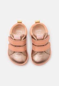 Camper - PEU CAMI  - Touch-strap shoes - medium pink - 3