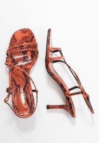 Hot Soles - Sandals - orange - 3
