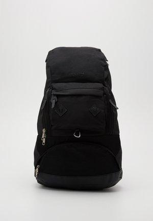 NOSTALGIC BACKPACK - Rucksack - black