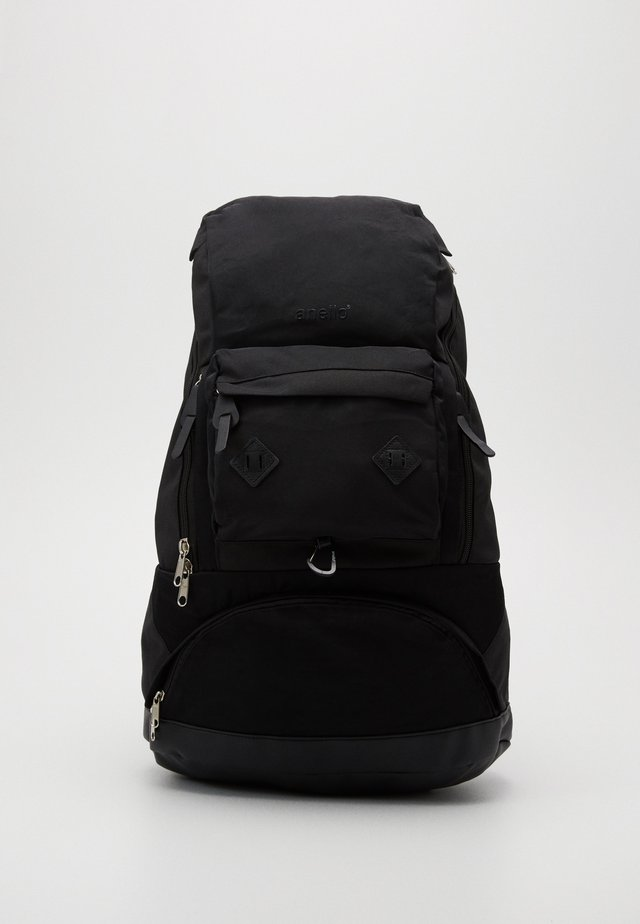 NOSTALGIC BACKPACK - Rugzak - black