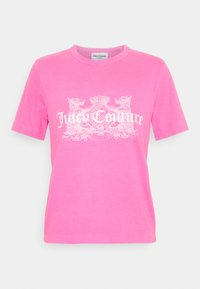 Juicy Couture - DOG  - T-shirt print - pink glo - 6