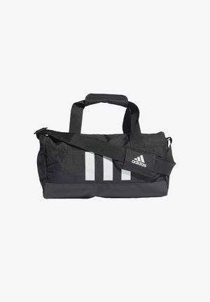 ESSENTIALS 3-STRIPES - Reiseveske - black