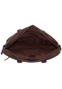 Burkely - ANTIQUE AVERY - Briefcase - brown - 4
