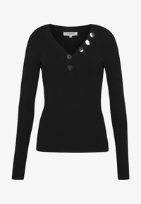 Morgan - MBANBI - Pullover - noir - 3