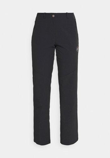 RUNBOLD GUIDE PANTS WOMEN - Pantaloni outdoor - black