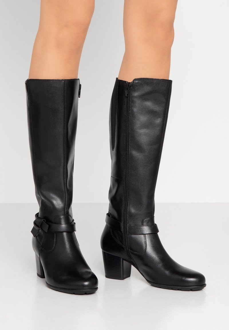 Pier One Wide Fit - Boots - black